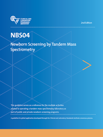 Newborn Screening by Tandem Mass Spectrometry, 2nd Edition